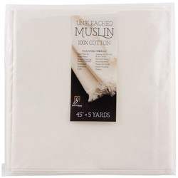 Jack Richeson Unbleached Muslin, 45 Inches x 5 Yards