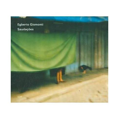 Egberto Gismonti - Saudacoes (CD) - image 1 of 1