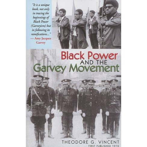 Black Power and the Garvey Movement - by  Theodore G Vincent (Paperback) - image 1 of 1