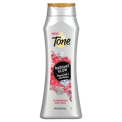 Body Washes & Gels: Tone Radiant Glow
