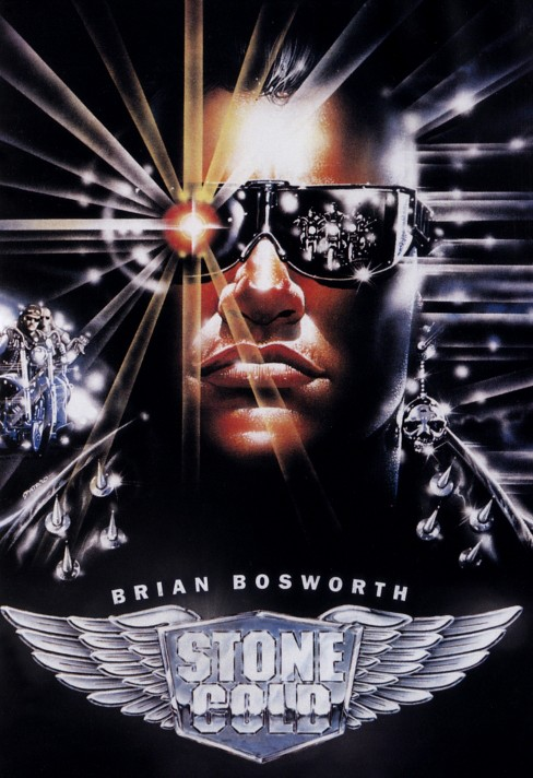 Stone cold (DVD) - image 1 of 1