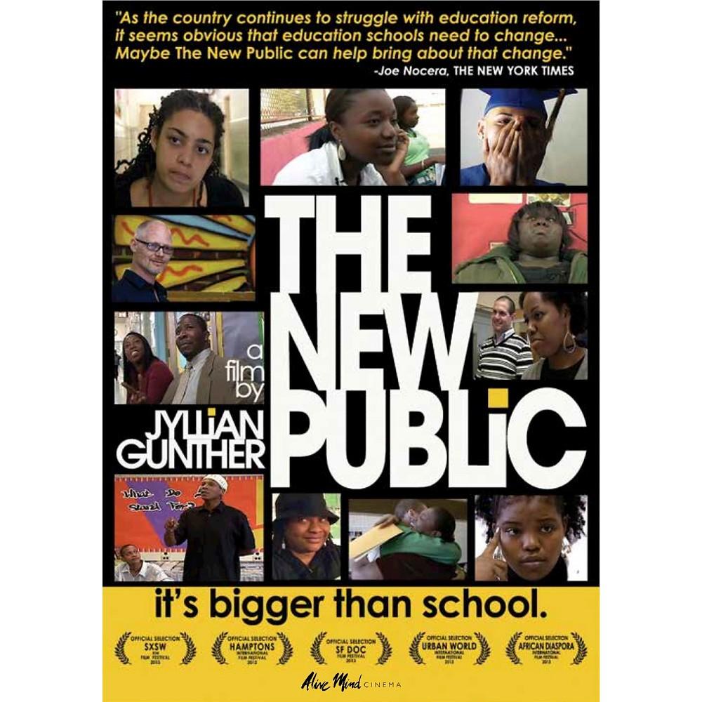 The New Public Dvd