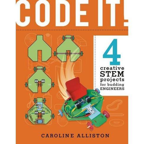 Code It! - (Build It!) by  Caroline Alliston (Hardcover) - image 1 of 1