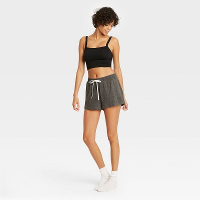 Women's French Terry Lounge Shorts - Colsie™