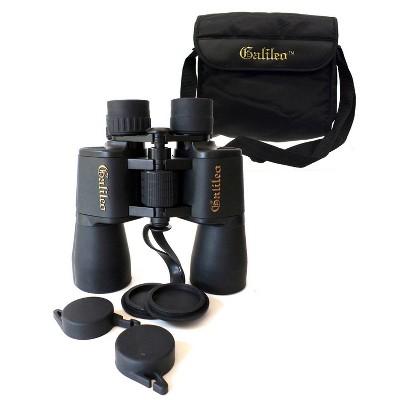 Galileo Binoculars - Black 12x50