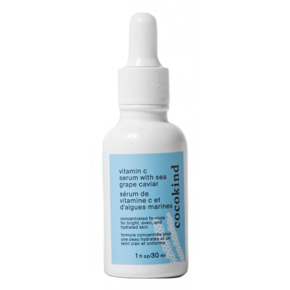 Image of Cocokind Vitamin C Serum With Sea Grape Caviar - 1 fl oz
