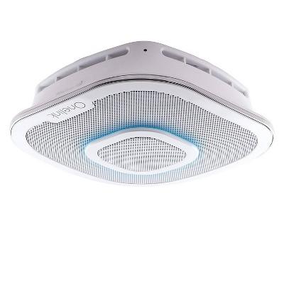 First Alert Onelink Safe & Sound Hardwired Alexa-Enabled Smoke & Carbon Monoxide Detector with Premium Home Speaker