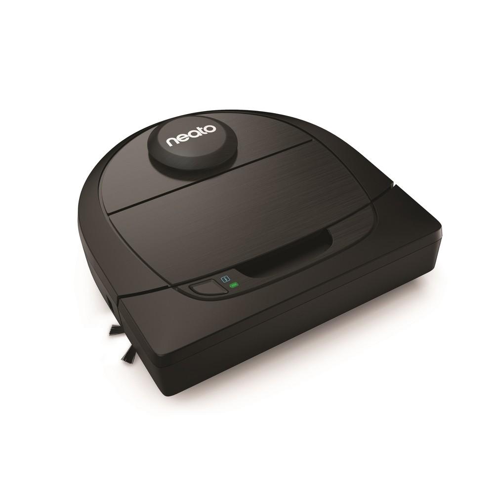 Image of Neato Botvac D6 Connected Robotic Vacuum, Black