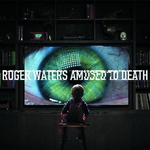 Roger waters - Amused to death (Vinyl) - image 1 of 1
