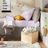 Large Wood Milk Crate Toy Storage Bin - Pillowfort™ - image 2 of 4
