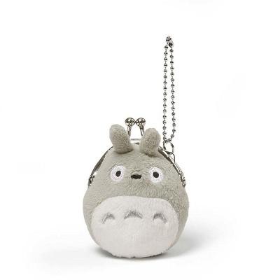 "Enesco My Neighbor Totoro 3"" Totoro Plush Coin Purse"