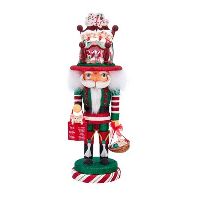 "Kurt Adler 16.5"" Hollywood Night Before Christmas Sugar Plum Dreams Nutcracker, 3rd in Series"