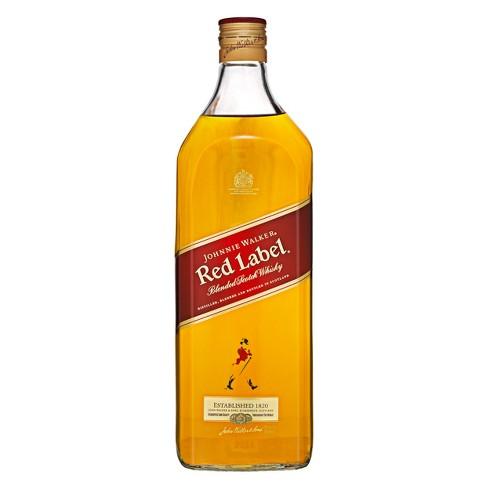 Johnnie Walker Red Label Scotch Whisky - 1.75L Bottle - image 1 of 1