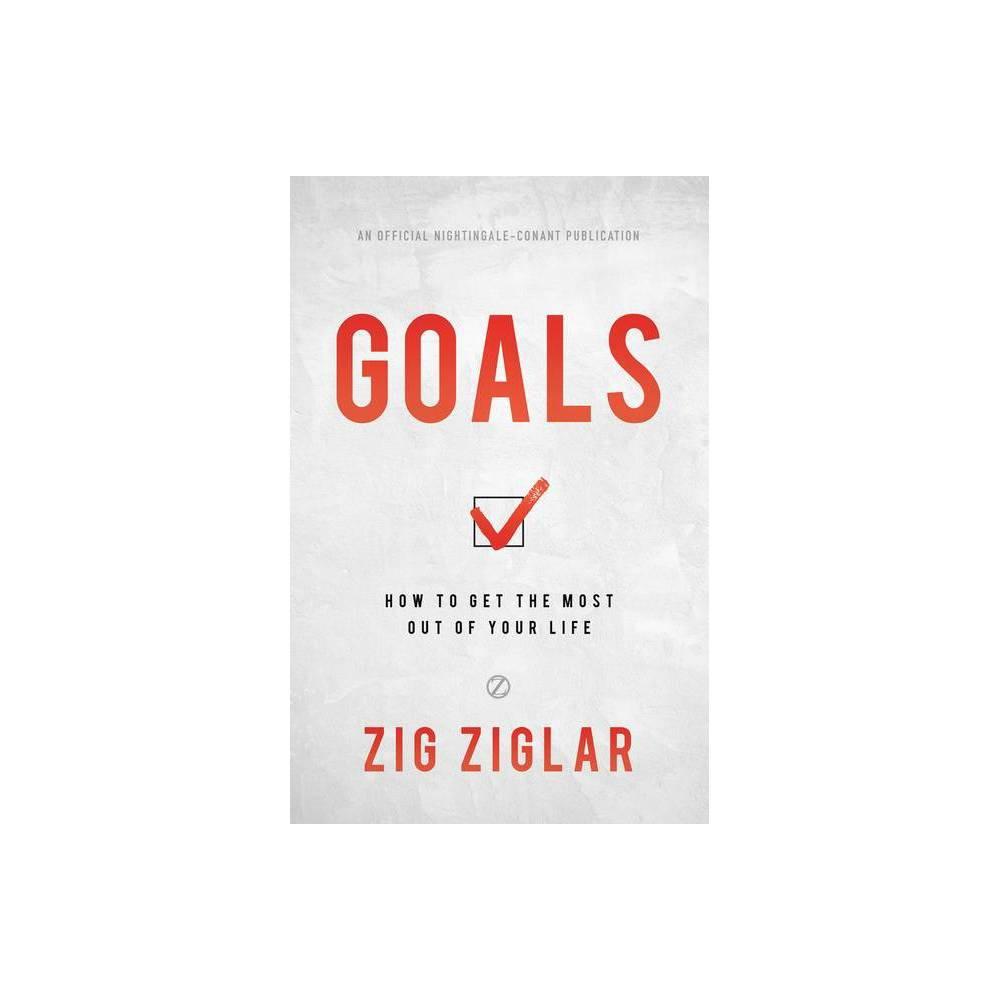 Goals By Zig Ziglar Paperback
