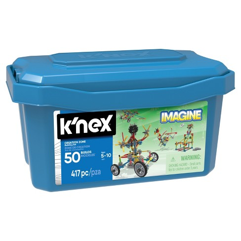 K'Nex Imagine Creation Zone Building Set - 50 Model - image 1 of 5
