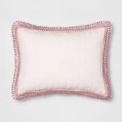 Standard Pillow Sham Pink - Opalhouse™