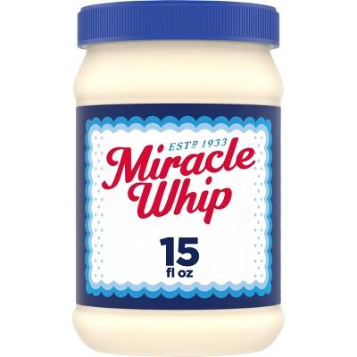 Miracle Whip Original - 15oz