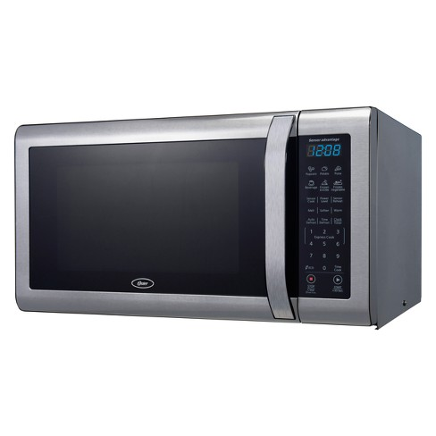 Oster 1 6 Cu Ft 1100w Microwave Stainless Steel Ogcmwx16s2bs 11 Target