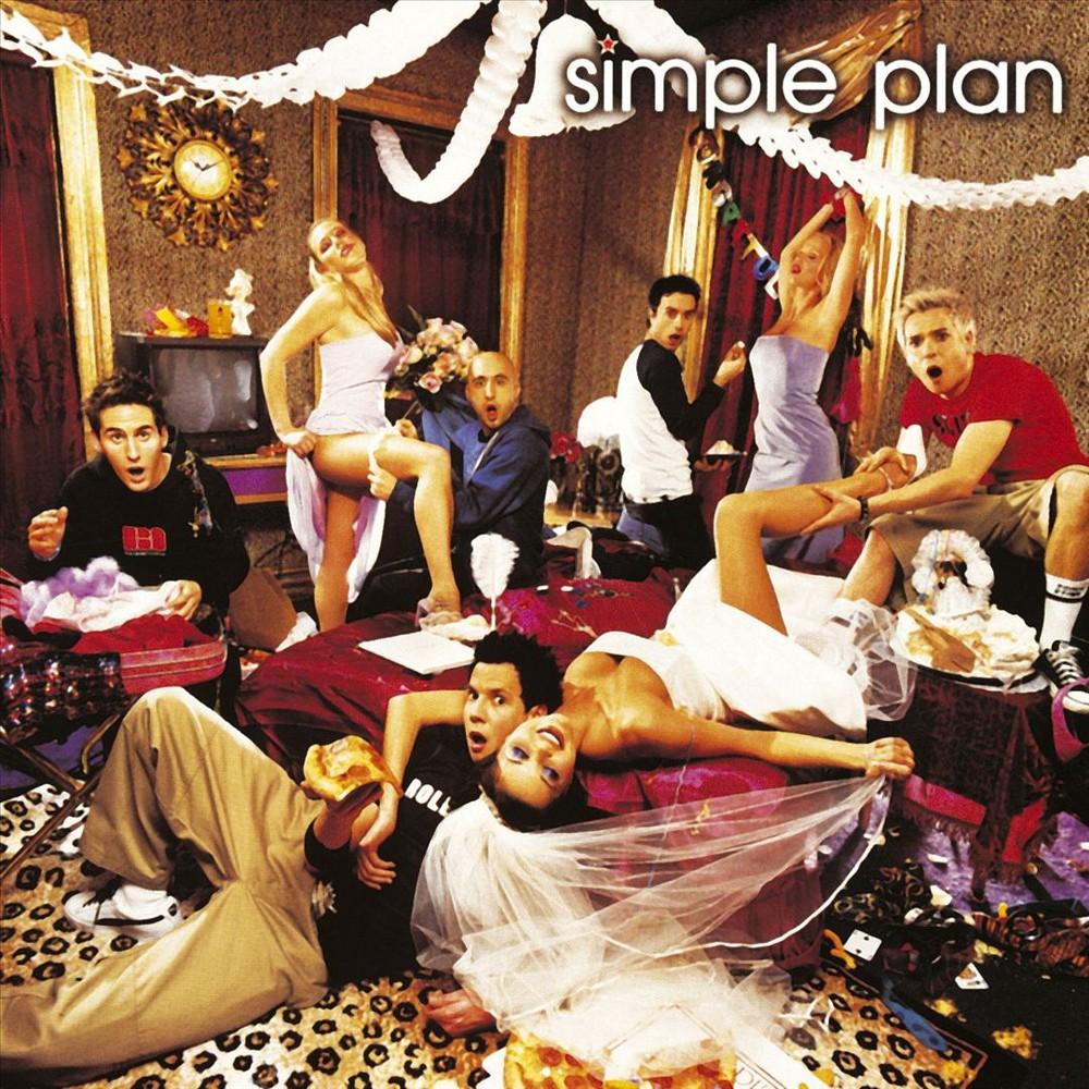 Simple Plan - No Pads No Helmets...Just Balls (CD)