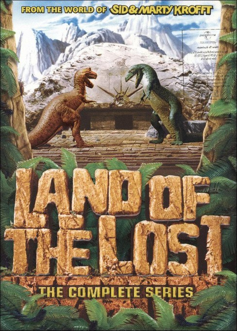 Land of the Lost: The Complete Series [8 Discs] [With Free Movie Ticket] - image 1 of 1