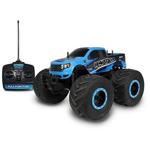 NKOK Mean Machines Extreme Terrain RC 1:8 Ford F-150 SVT Raptor - image 1 of 2