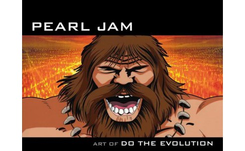 Pearl Jam : Art of Do the Evolution -  (Hardcover) - image 1 of 1