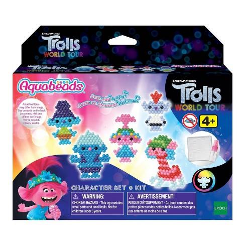 Aquabeads Trolls 2 World Tour Character Set Bead Kit - image 1 of 4