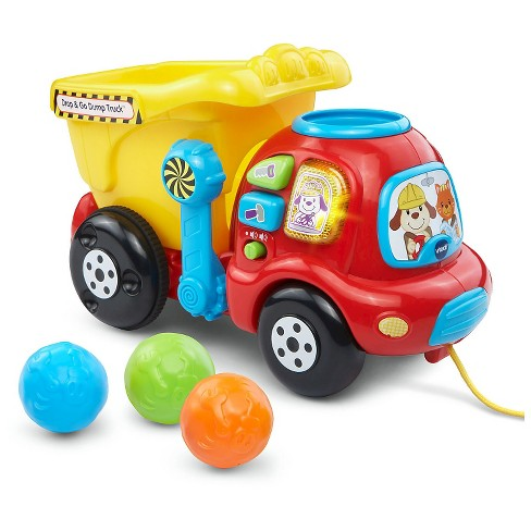VTech Drop and Go Dump Truck - image 1 of 4