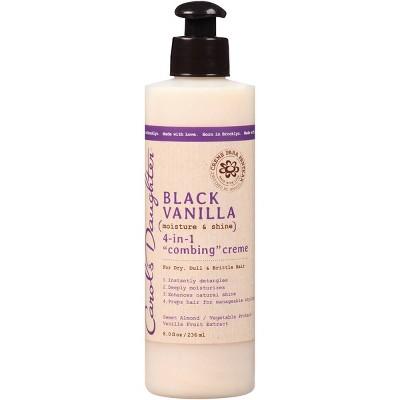 Carol's Daughter Black Vanilla Moisture and Shine Combing Crème - 8 fl oz