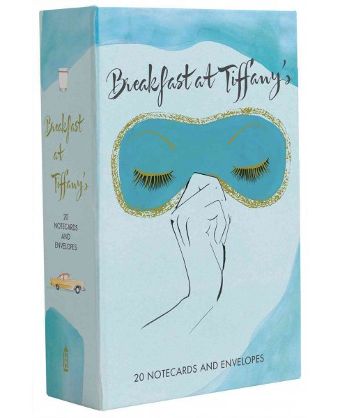 Breakfast at Tiffany's Notecards -  (Stationery) - image 1 of 1