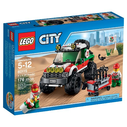 LEGO® City 4x4 Off Roader 60115 - image 1 of 7