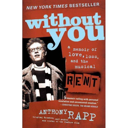 Without You - by  Anthony Rapp (Paperback) - image 1 of 1