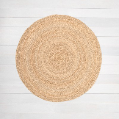 6' Round Jute Rug - Hearth & Hand™ with Magnolia
