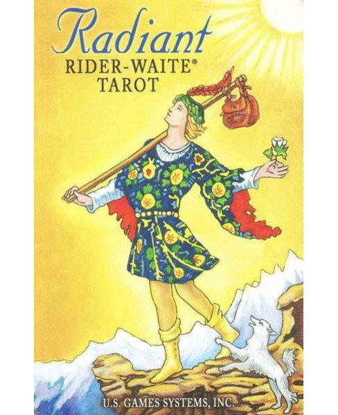 Radiant Rider-waite in a Tin (Mixed media product) - image 1 of 1