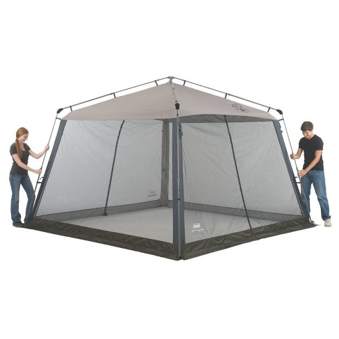 Coleman® Instant Screened Canopy 11'x11'
