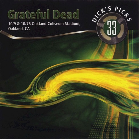 Grateful Dead - Dick's Picks V33:Oakland Coliseum (CD) - image 1 of 1
