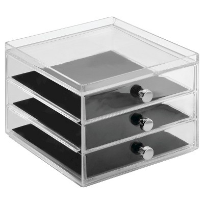 InterDesign 3 Slim Jewelry Drawer