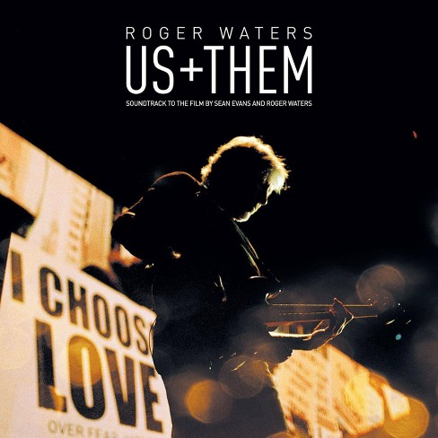 Roger Waters - Us + Them (CD) - image 1 of 1
