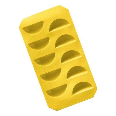Ice Cube Tray Lemon Yellow