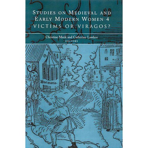 Studies on Medieval and Early Modern Women, 4 - (Paperback) - image 1 of 1