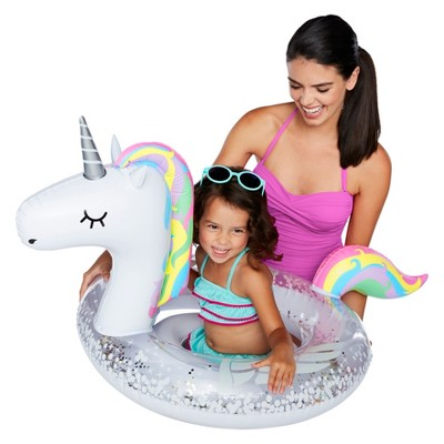 Check Inventory Mouth Toys Unicorn Lil Float White