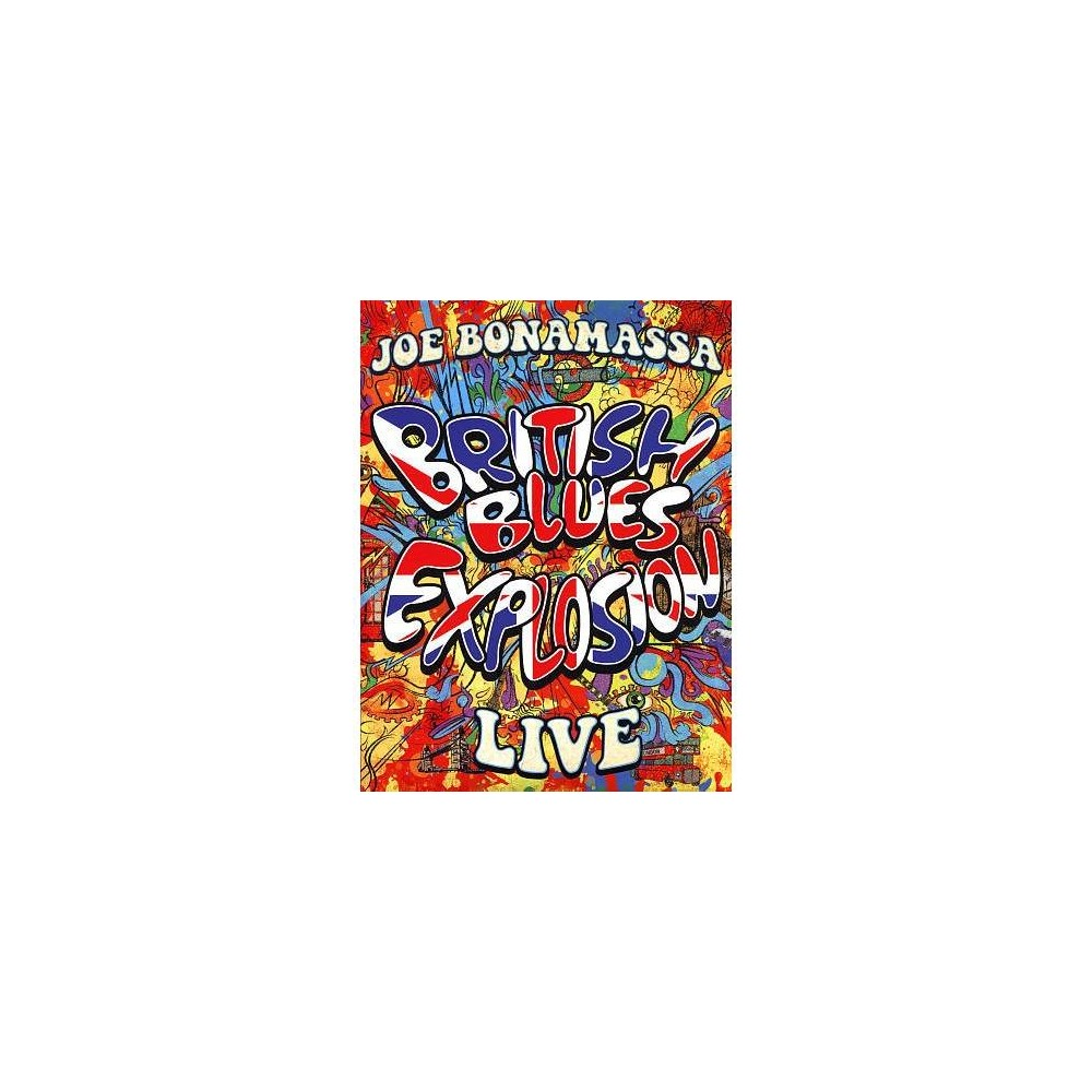British Blues Explosion Live (Dvd)
