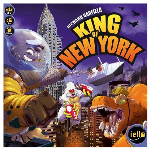 King of New York Board Game - image 1 of 4