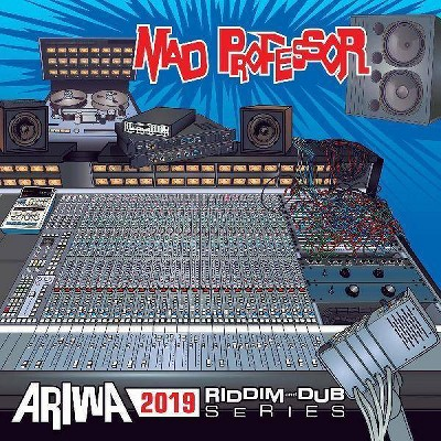 Mad Professor - Ariwa Riddim And Dub 2019 (CD)