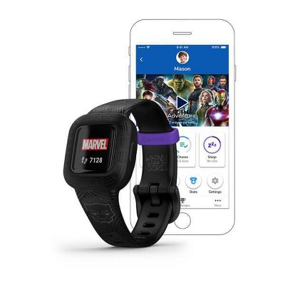 Garmin vivofit jr. 3 Marvel Activity Tracker
