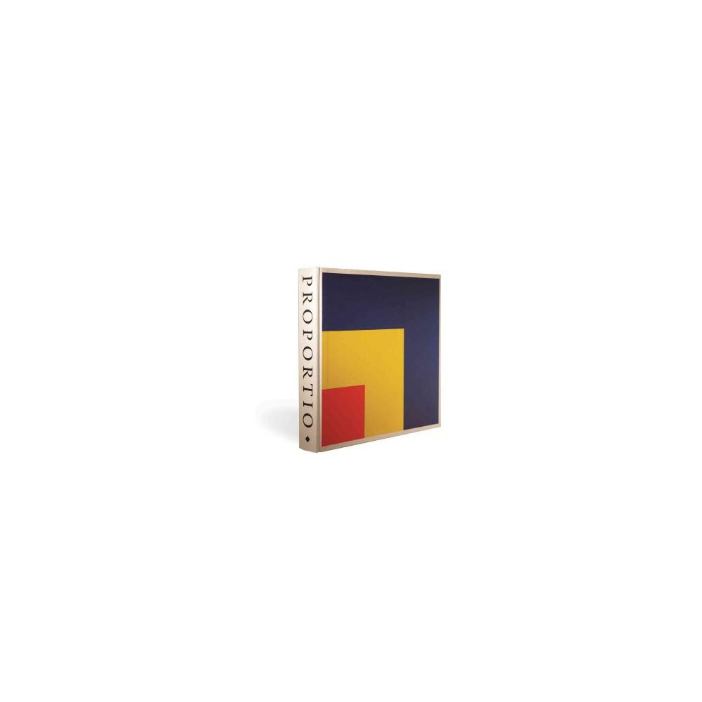 Proportio (Hardcover), Books