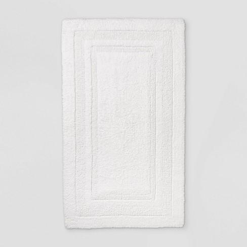 Performance Cotton Reversible Bath Rug - Threshold™ - image 1 of 2