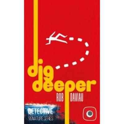 Detective - Dig Deeper Board Game