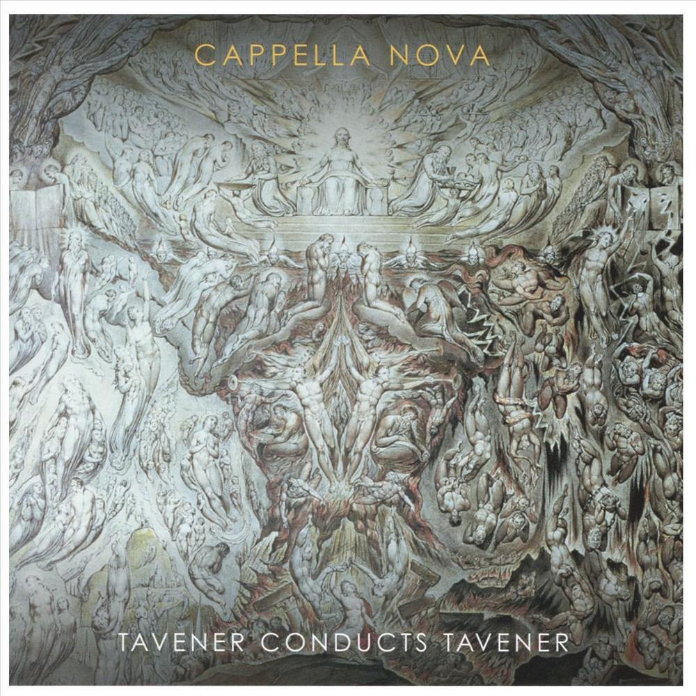 Alan Tavener - Tavener Conducts Tavener (CD)