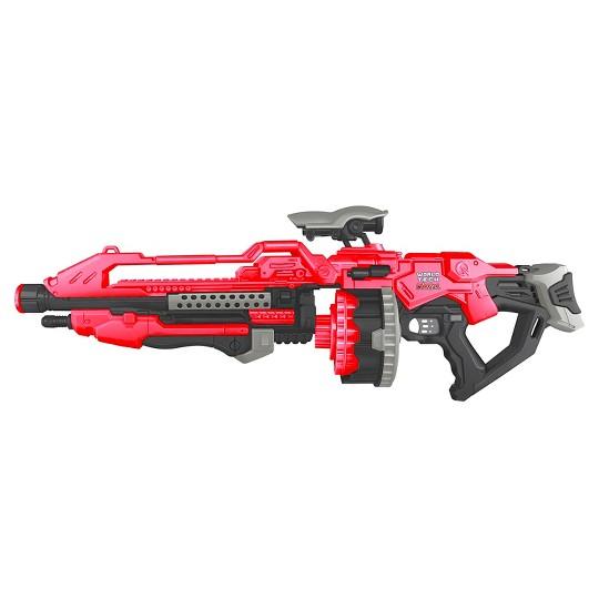World Tech Warrior Prime Motorized Rapidfire Dart Blaster image number null